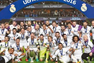 Football : Le Real Madrid sur le toit du monde en 2016