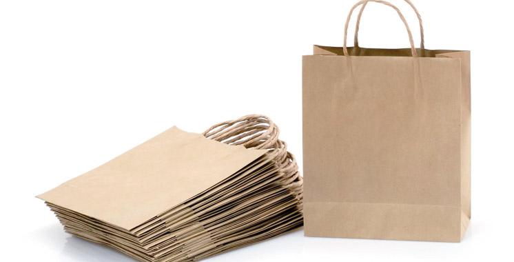 Sachets en papier: D'où vient la pénurie?