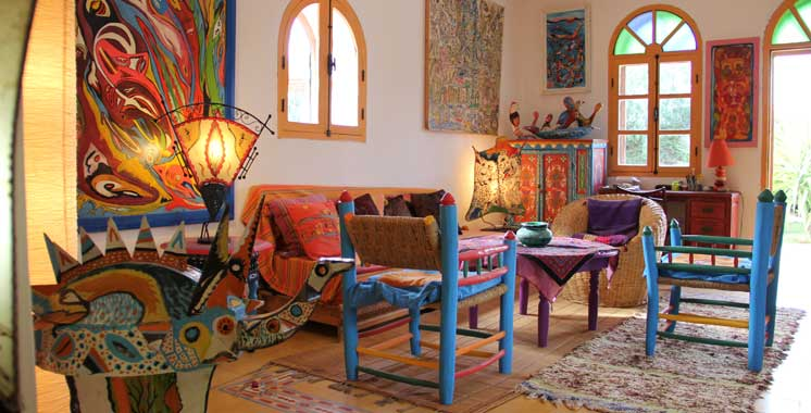 Le Salon d'artisanat d'Essaouira ouvert jusqu'au 31 août