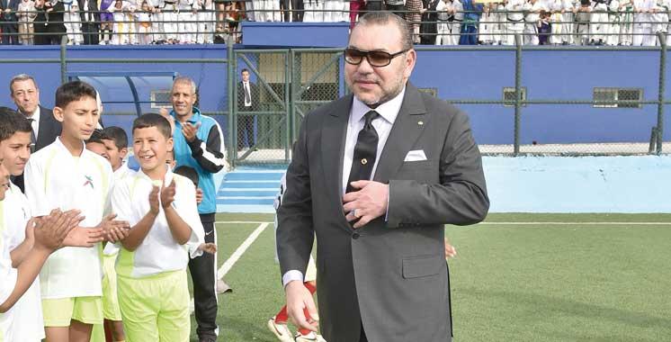 Sport: Le Maroc dans la cour des grands