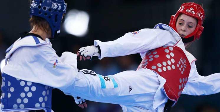 Taekwondo:  Le Maroc dans  le top 10 de l'Open de Tachkent