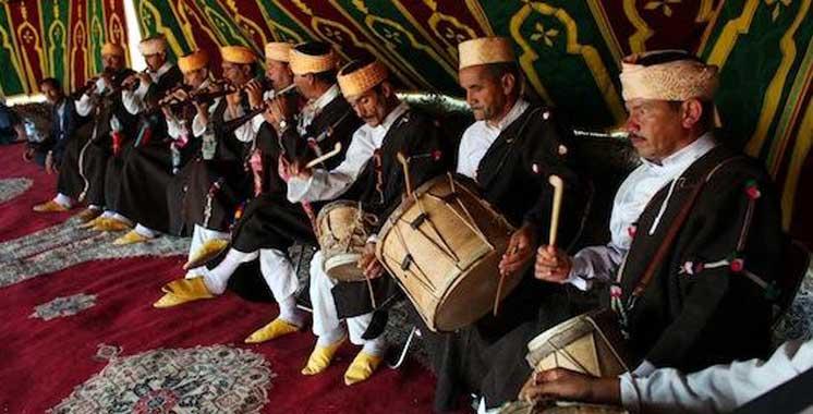 Le 3ème festival de la Taktouka Al Jabalia à Ksar El Kébir