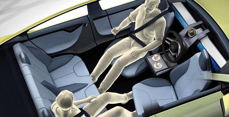 voitures autonomes tesla d voile une nouvelle batterie plus r sistante aujourd 39 hui le maroc. Black Bedroom Furniture Sets. Home Design Ideas