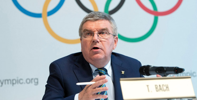 Dopage russe: Thomas Bach défend le CIO