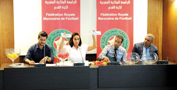 Tirage au sort de la Botola Maroc Telecom: De belles empoignades d'entrée de jeu