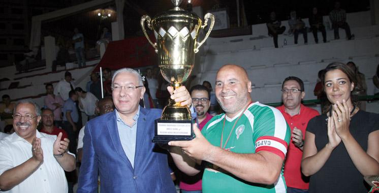 Tournoi «Marhaba 2016» des Marocains du monde: «London United» remporte la 2ème édition