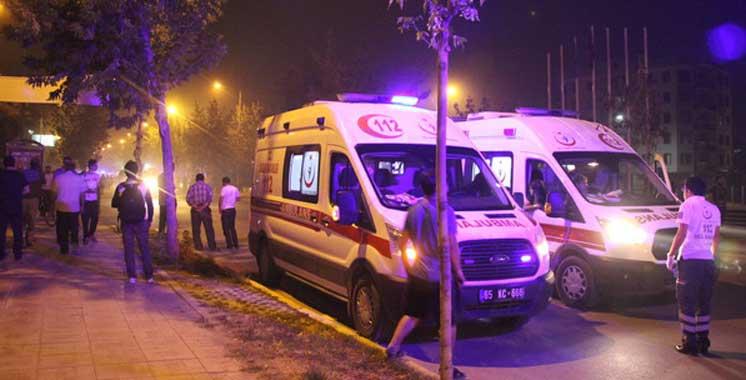 Turquie:  une nouvelle attaque à la voiture piégée fait 3 morts et plusieurs blessés