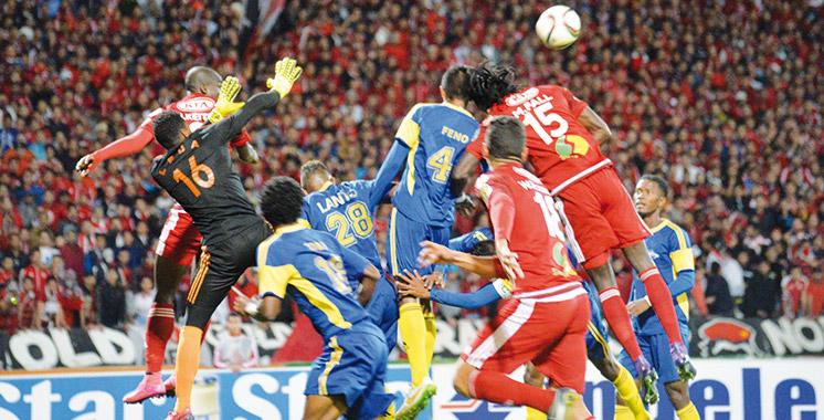 Coupes africaines de football: WAC, FUS et KACM à rude épreuve