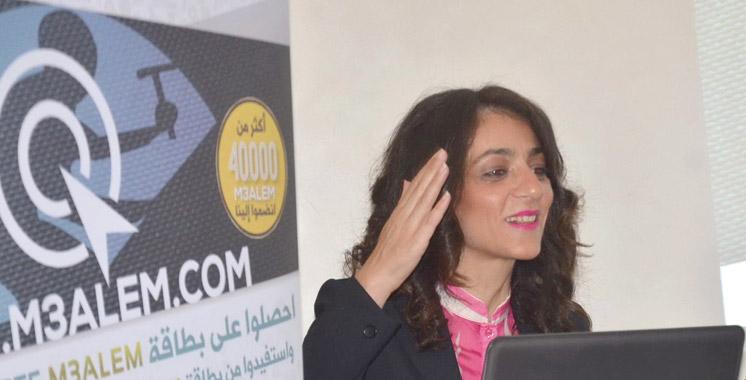 Zineb Zaki: «Pas moins de 60% des artisans travaillent dans l'informel»