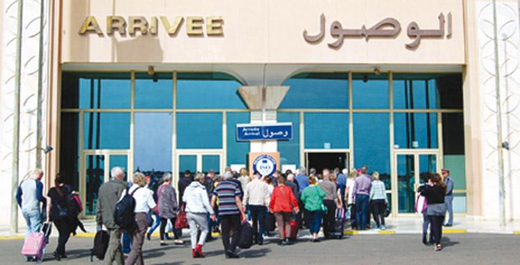 114 mille passagers ont transité par l'aéroport Agadir Al Massira en octobre 2016