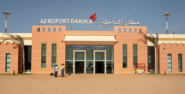 Trafic à l'aéroport de Dakhla : Une hausse de 35, 79 % des passagers