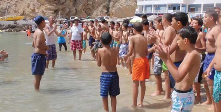 Clôture du camp de vacances Al Omrane: L'intégration sociale des enfants démunis se poursuit