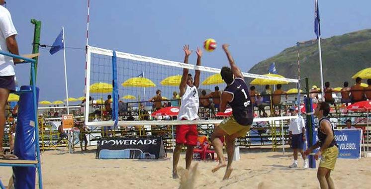 Championnat arabe de beach-volley : Les sélections masculine et féminine  en quête de distinction