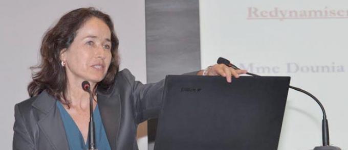 Dounia Ben Abbes Taarji : Le label ne pourrait être élargi aux organisations qui ne relèvent pas de la cgem