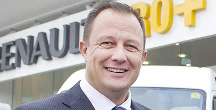 Renault Maroc : Eric Basset nouveau directeur à la filiale commerciale