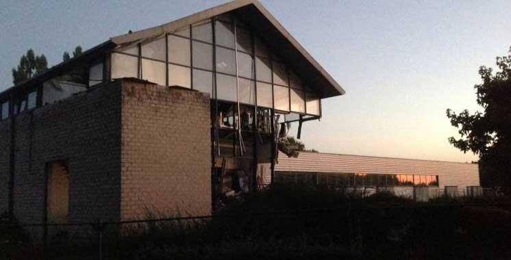 Belgique : un mort et quatre blessés dans une explosion dans un centre sportif