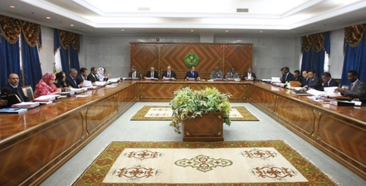 gouvernement-Mauritanie