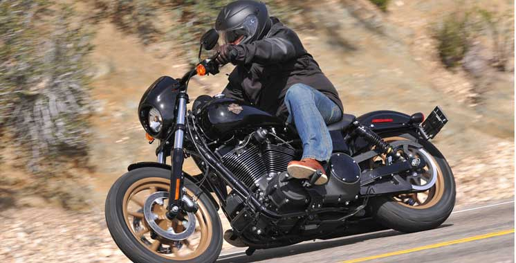 Pollution: Harley-Davidson dans le collimateur de la justice