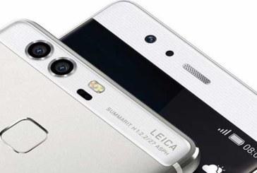 Les Huawei P9/P9 Plus dépassent le cap des 10 millions de ventes