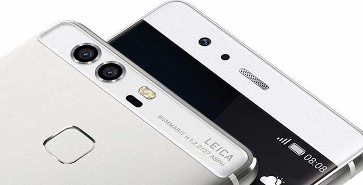Huawei P9: Le smartphone européen de l'année