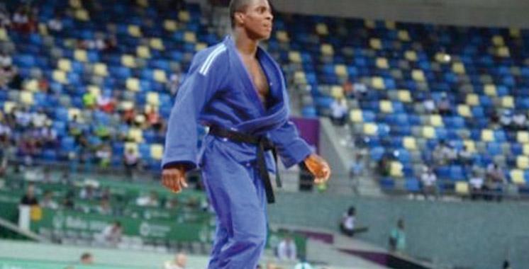 Judo: Imad Bassou stoppé aux huitièmes de finale