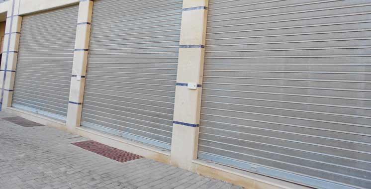 Les locaux  commerciaux  se vendent mal  à Casablanca
