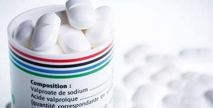 Pour assurer le suivi des effets indésirables du médicament antiépileptique «Dépakine»: Le ministère de la santé augmente le niveau de vigilance