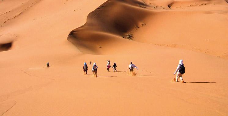 Merzouga: La 3ème édition du marathon du trail du soleil le 26 février