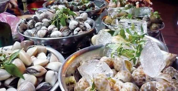 Les mollusques bivalves de Jmaâ  Ouled Ghanem-Dar Lhamra interdits de commercialisation
