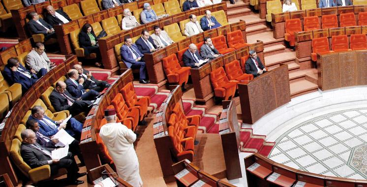 parlement-maroc-
