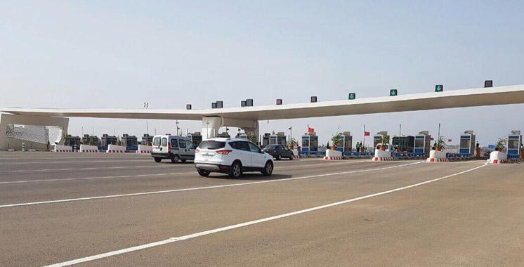 Barrière de péage de l'autoroute de contournement de Rabat: Inter Tridim parle de record technique