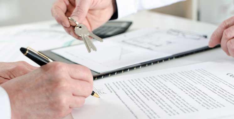 signature-bail-habitation-Immobilier