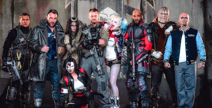 «Suicide Squad» à l'assaut des salles obscures