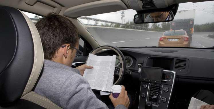 Quels sont les différents niveaux d'autonomie d'un véhicule autonome ?