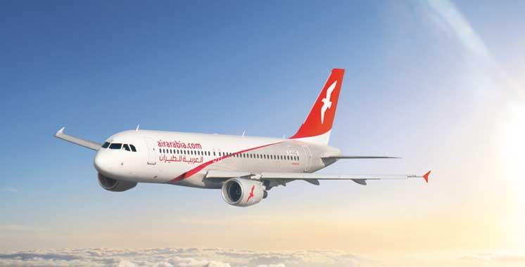 Air Arabia ouvre sa sixième base opérationnelle