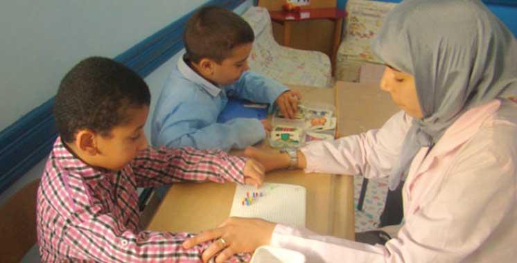 Collectif Autisme Maroc: Une formation au profit des professionnels de l'autisme