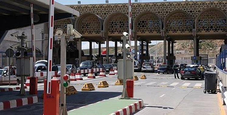 Bab Sebta : Mise en échec d'une  tentative de trafic de 69 kg de chira