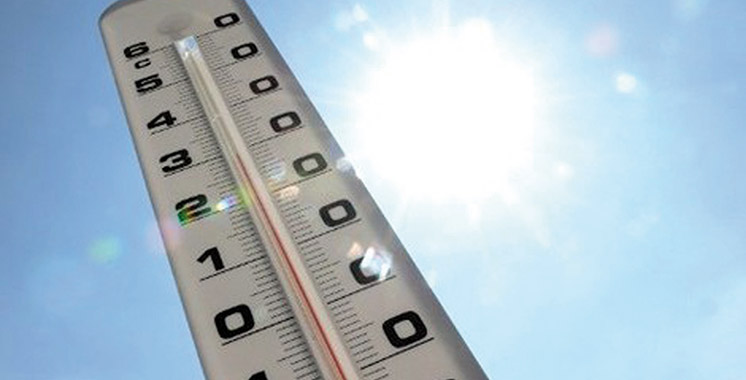 Les températures atteindront les 48°C : Canicule jusqu'au week-end dans certaines régions du Maroc