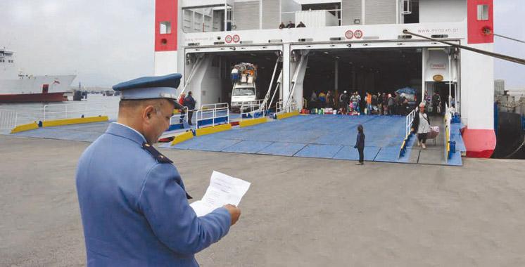 Saisie de 123.000 euros au port de Tanger Med