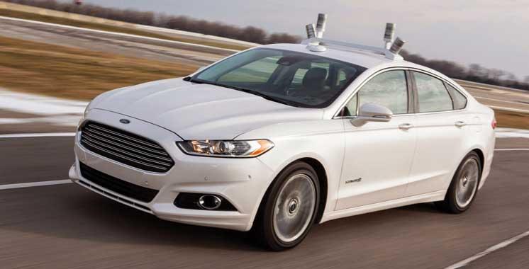 Covoiturage et voiture autonome : Ford voit les choses en grand