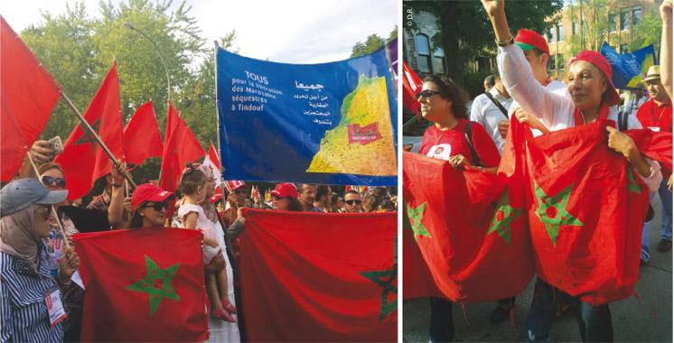 Les Marocains en force au Forum social mondial de Montréal