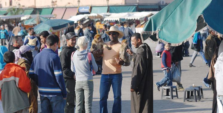 8,1 millions de touristes ont visité le Maroc à fin septembre 2016