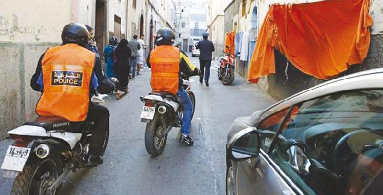 Fès : Arrestation de trois individus impliqués dans une affaire de menace de mort et de chantage