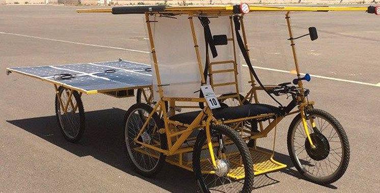 Solar-E-Cycle : Un projet novateur qui préserve l'environnement