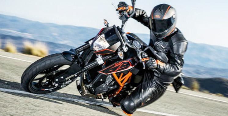 KTM Duke 800: La performance sans doute