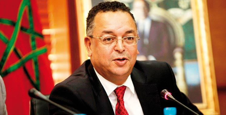 Parlement: Haddad rejoint le réseau parlementaire FMI-BM