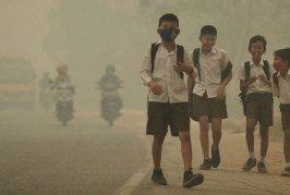 OMS : 90% de la population mondiale respire un air pollué