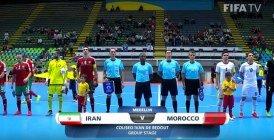 Vidéo. Mondial de Futsal 2016: deuxième défaite du Maroc face à l'Iran