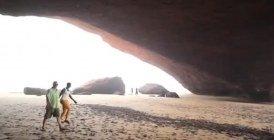 Effondrement de l'arche de Legzira : tristesse chez les touristes sur place