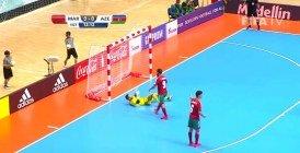 Vidéo. Mondial de Futsal 2016 : Lourde défaite du Maroc face à l'Azerbaïdjan